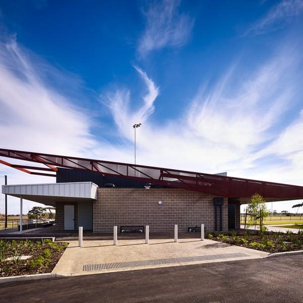 Wootten Road Pavilion